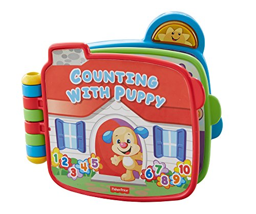 Counting with Puppy Book