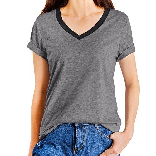 SXG Womens Summer Sleeve T shirt
