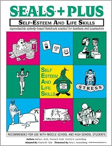 Amazon.com: SEALS+PLUS: Self-Esteem and Life Skills - reproducible ...