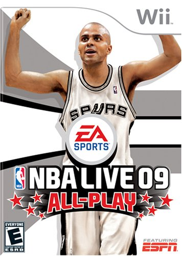 Cheapest Prices! NBA Live 09 All-Play - Nintendo Wii