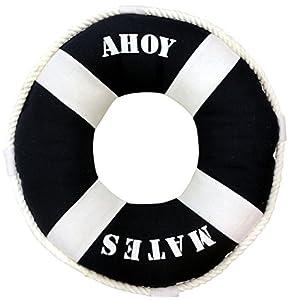 51MC69xokPL._SS300_ 100+ Nautical Pillows & Nautical Pillow Covers