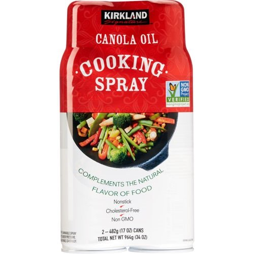 Kirkland Signature Canola Oil Cooking Spray