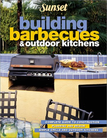 Building Outdoor Fireplace - Building Barbecues & Outdoor Kitchens