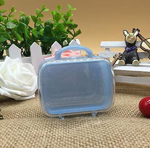 SHthree 20 Piezas Kawaii Travel Equipaje Diseño Caja de Dulces de ...