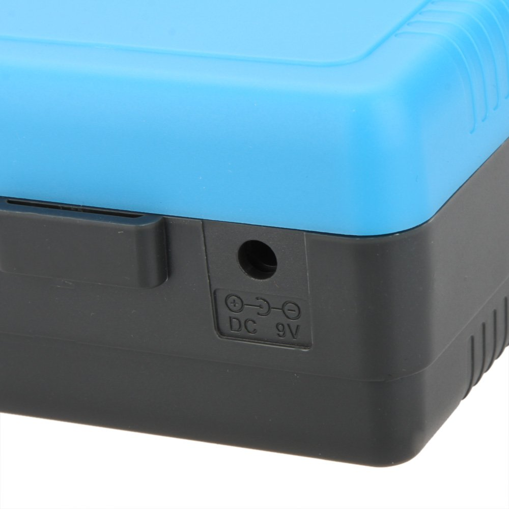KKmoon HD HDT20A Tester Resistenza dIsolamento Meter Megohmmeter Voltmetro 1000V w//LCD Retroilluminato