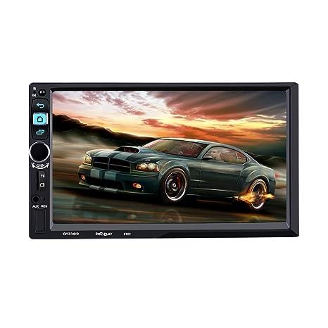 Amazon.com: Z-SGYX - Radio de coche con pantalla táctil ...