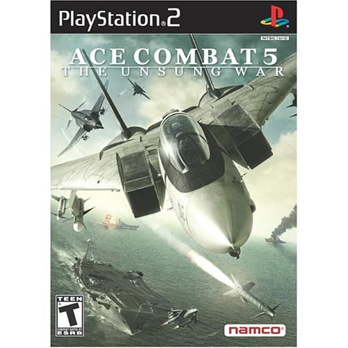 ace combat playstation 2 - 1