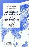 Les relations internationales en Asie-Pacifique par Bésanger