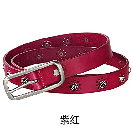Review ZHANGYONGHead-sheeted retro rivets rose