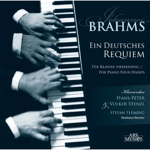 Ein deutsches Requiem (A German Requiem), Op. 45 (version for piano 4