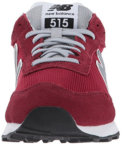 Red Mercury silver Mink Sneaker New 515v1 Balance Men's pIwxAX4C