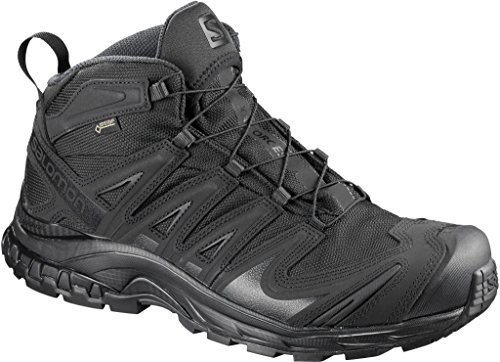 Mid Boot Backpacking Gtx (Salomon XA Forces Mid GTX Black Size 10.5)