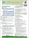 Microsoft Excel 2007 Quick Source Guide, Quick Source, 1932104577