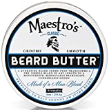 Maestro's Classic Mark of a Man Beard Butter, 8 Ounce For Sale