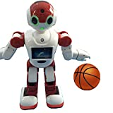 1ea latest technology people shape E robot App controll for study play monitor or figures