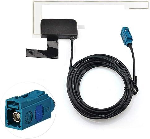 Antena de extensión Universal para Coche Dab+ Fakra-Z ...
