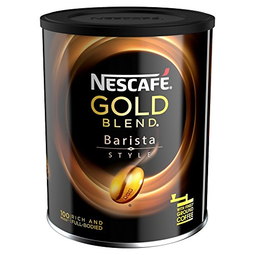 Nescafe Gold Blend Barista Style Original Nescafe Gold Blend Barista Style Instant Coffee Imported From The UK England (Best Coffee Substitute Uk)