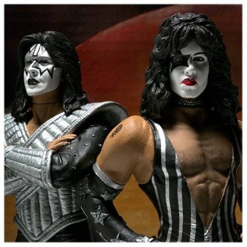 McFarlane Rock 'n Roll Series: KISS ''Love Gun'' Deluxe Boxed Edition by None (Image #3)