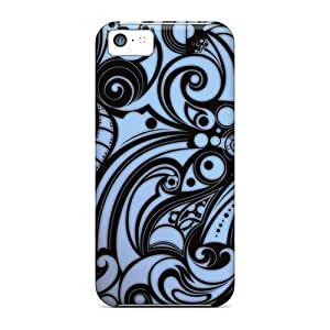 Dana Lindsey Mendez Iphone 5c Hybrid Tpu Case Cover Silicon Bumper Art Graphics