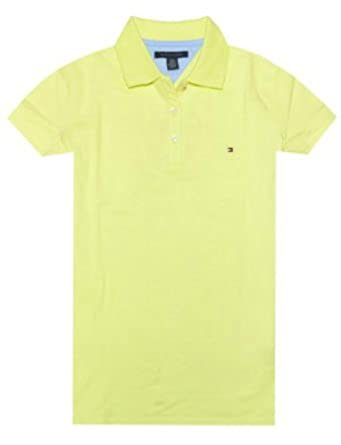 d73dc2ae Image Unavailable. Image not available for. Color: Tommy Hilfiger Classic  Fit Men Polo T-shirt ...