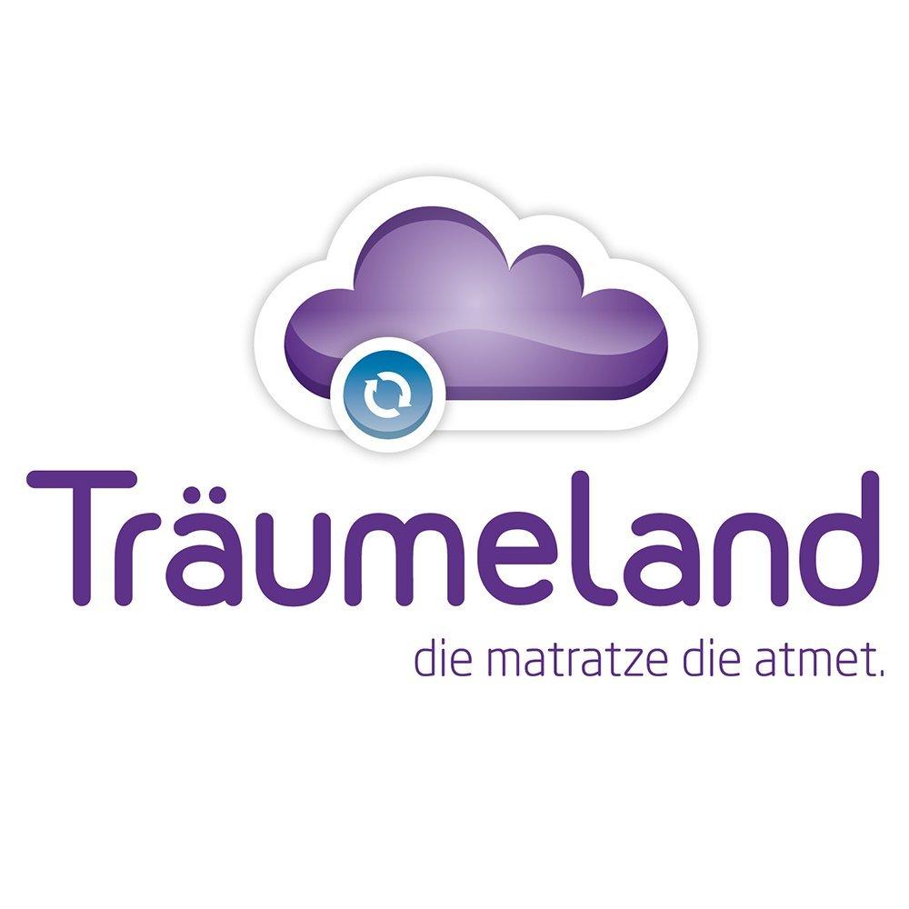 Tr/äumeland TT03003 Ropa de cama para cunas s/ábanas color estrellas rosadas