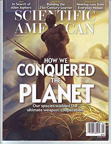 Scientific American August 2015 pdf epub