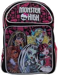 Monster High 16 Large School Backpack
