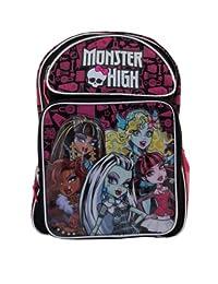 """Monster High """"Monster Madness"""" Backpack"""