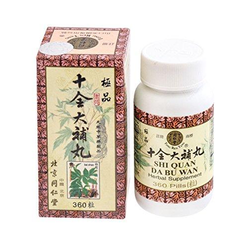 TongRenTang Shi Quan Da Bu Wan 360 Pills (3)