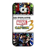 For Phone Cases Protector Phone back Shell Marvel vs. Capcom Appearance Samsung Galaxy S6 Edge Plus+
