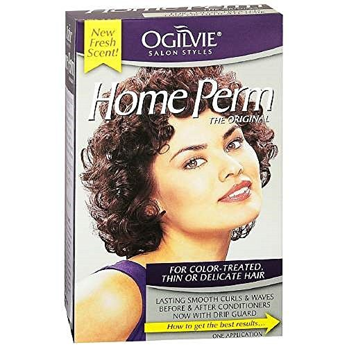 Ogilvie Home Perm For Color Treated Hair by Ogilvie