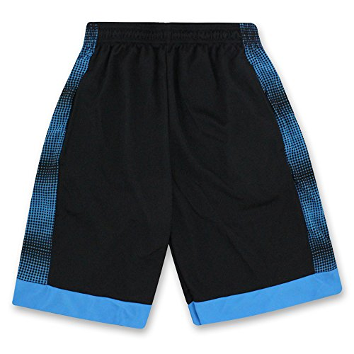 American Legend Mens Athletic Polyester Shorts - 6 Pack