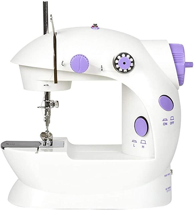 DP Design® Mini macchna de coser grapadora portátil a pilas con ...