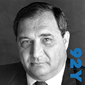 92nd Street Y State of World Jewry Lecture Featuring Abraham Foxman Speech