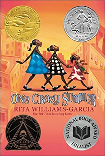 Image result for one crazy summer rita williams