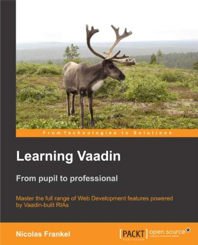 Learning Vaadin by Nicolas Frankel, Publisher : Packt Publishing
