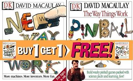 Amazon com: David Macaulay 2 pack CD-ROM's