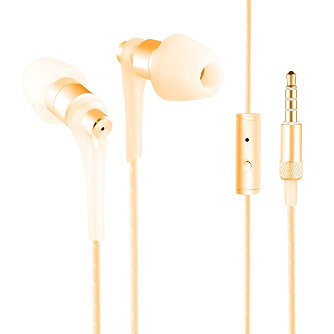 Tair con cable In-Ear auriculares deporte correr gimnasio, correr ...