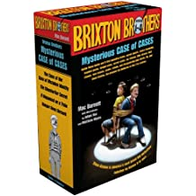 Brixton Brothers Mysterious Case of Cases: The Case of the Case of Mistaken Identity; The Ghostwriter Secret; It Happened on a Train; Danger Goes Berserk