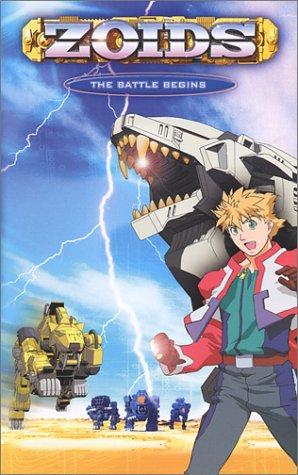 Zoids - The Battle Begins (Vol. 1) [VHS]