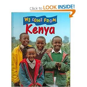 Kenya (We Come From...) Wambu Kairi