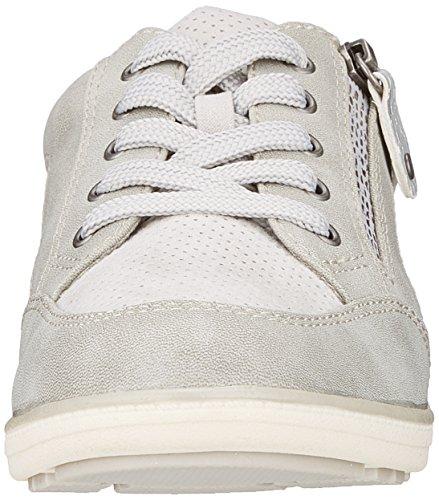 Grey Para lt Gris 23665 Softline Mujer Zapatillas n7EqYxwPA