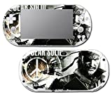 Metal Gear Solid Peace Walker MGS Big Boss Solid Snake Video Game Vinyl Decal Skin Sticker Cover for Sony Playstation Vita Slim 2000 Series System