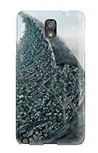 taoyix diy Hot Fashion UUVffnc3636WbcPH Design Case Cover For Galaxy Note 3 Protective Case (building Photography)