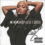 #4: Eve Rapper REAL hand SIGNED Eve-Olution CD #1 Rapper & Singer Autographed