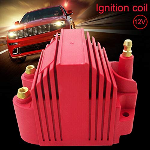 Luckyx Ignition Coils High Energy Ignition Coil Pack Ignition Coil Solid State Module For Universal Blaster Ss 12V E-Core Ignition Coil: