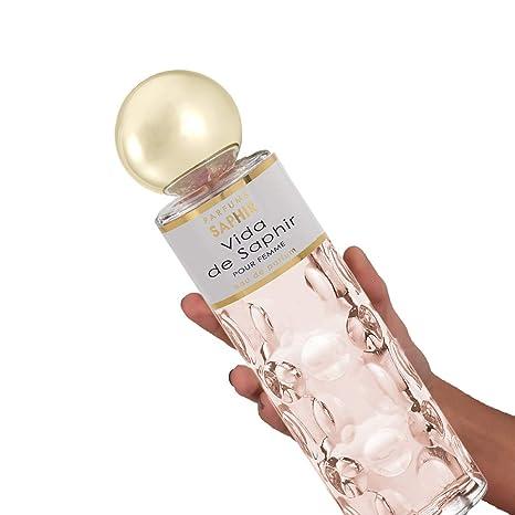 Saphir Parfums Vida XXL Eau de Parfum para Mujer (1 x 400 ml.)