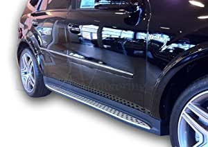 2012 2015 mercedes benz ml350 ml550 w166 oem for Mercedes benz ml350 running boards