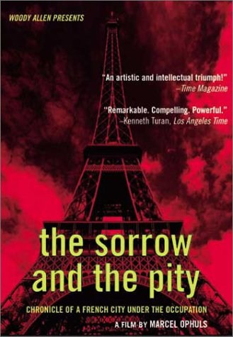 The Sorrow and the Pity by Image Entertainment