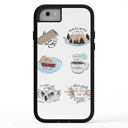 twin peaks iphone case - 7